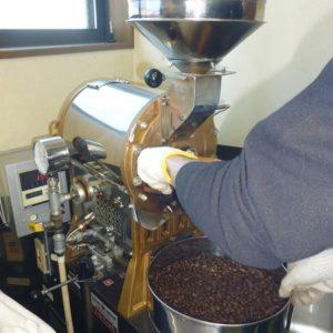 フレッシュゾーン・ボイス コーヒー焙煎・販売1です